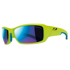 Очки Julbo Run Matt green/Blue