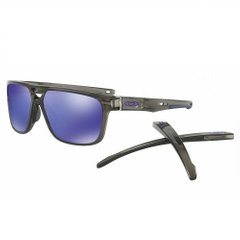 Очки Oakley Crossrange Patch Grey Smoke Violet Iridium