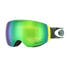 Маска Oakley Flight Deck XM Tranquil Flurry Retina / Prizm Snow Jade Iridium