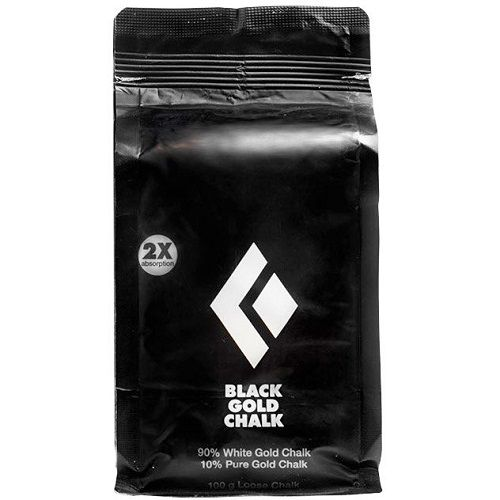 Магнезия Black Diamond Black Gold 100g пакет