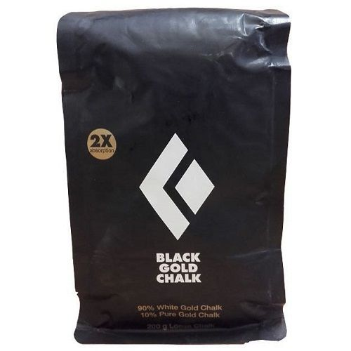 Магнезия Black Diamond Black Gold 200g пакет